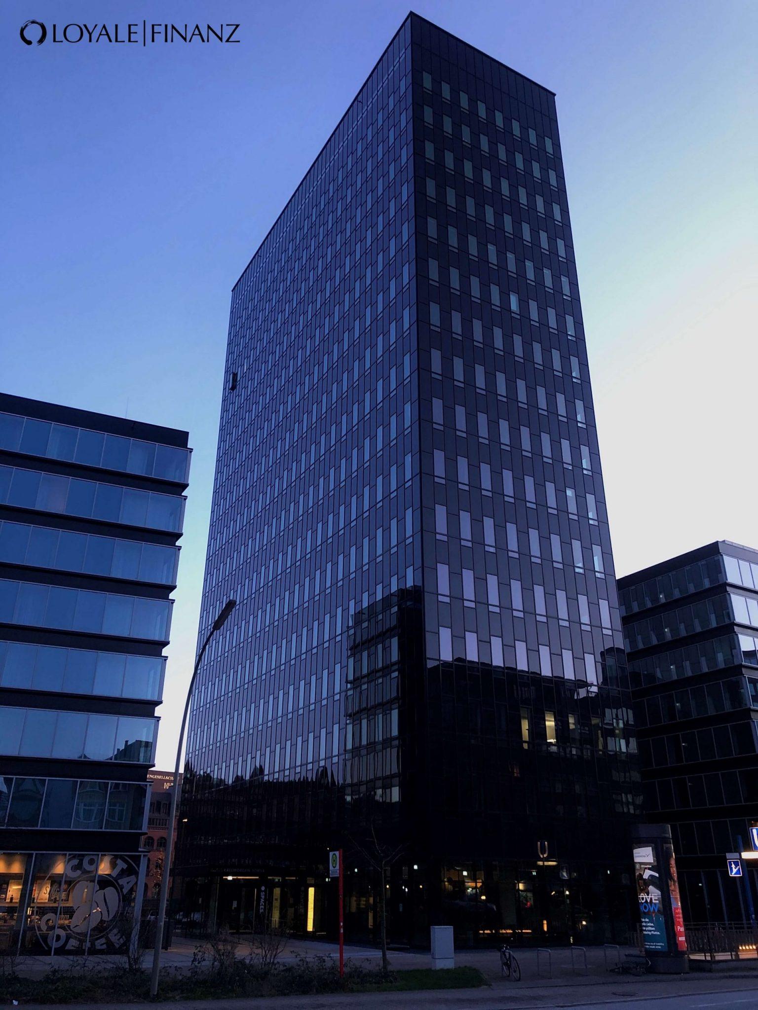 LOYALE FINANZ Büro Kallmorgen Tower